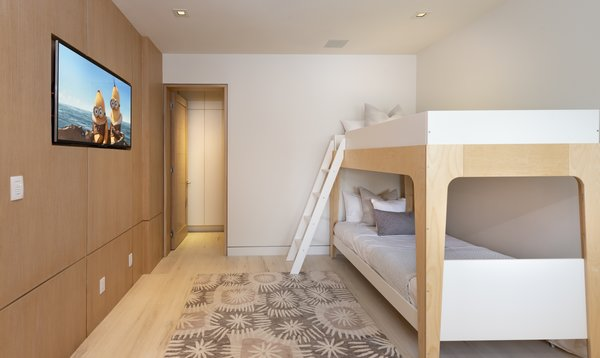 One of the other bedrooms.