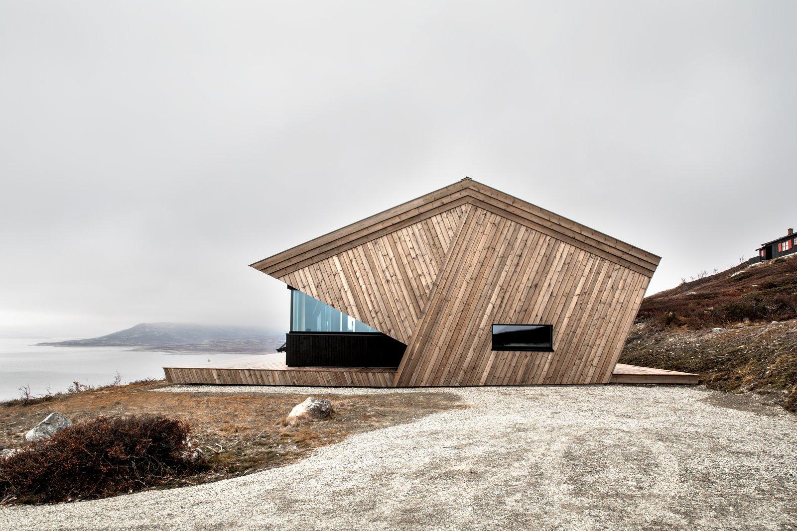 Hytte Imingfjell cabin exterior