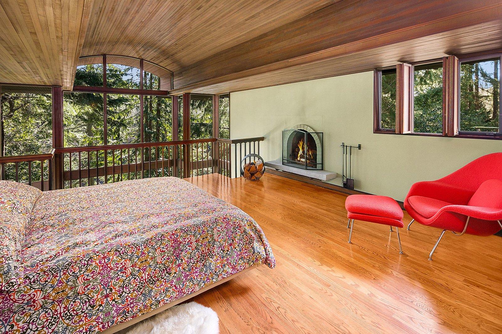 Ralph D. Anderson Midcentury Home bedroom