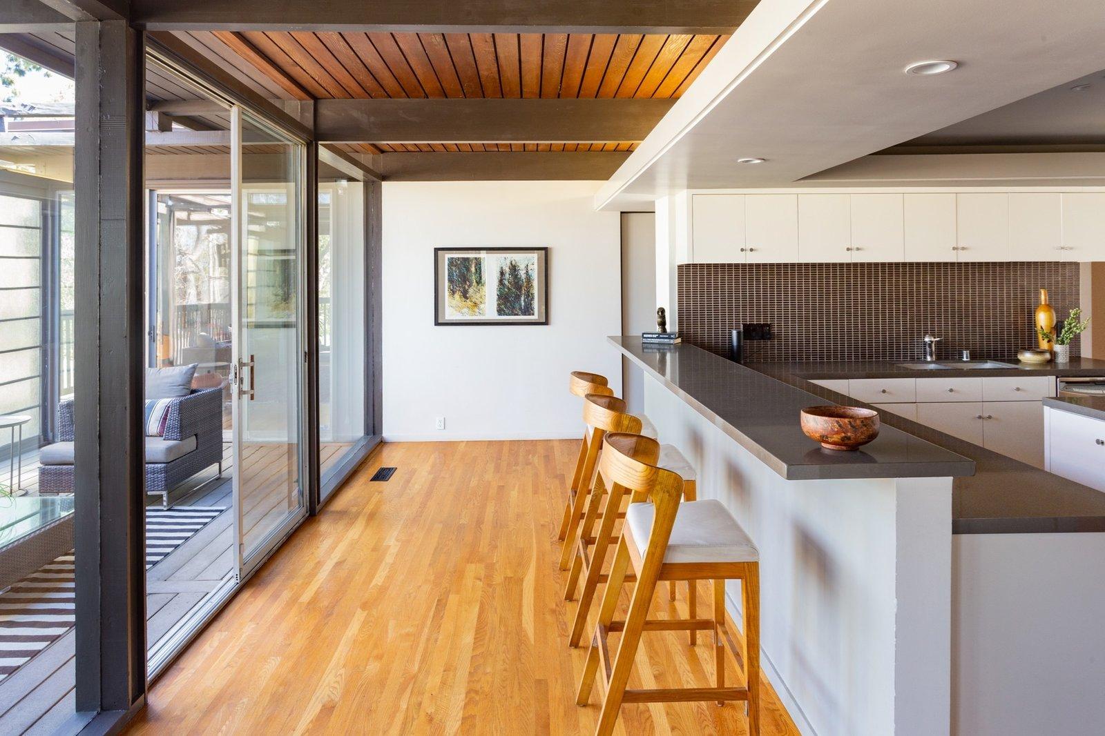 Yuen Residence kitchen