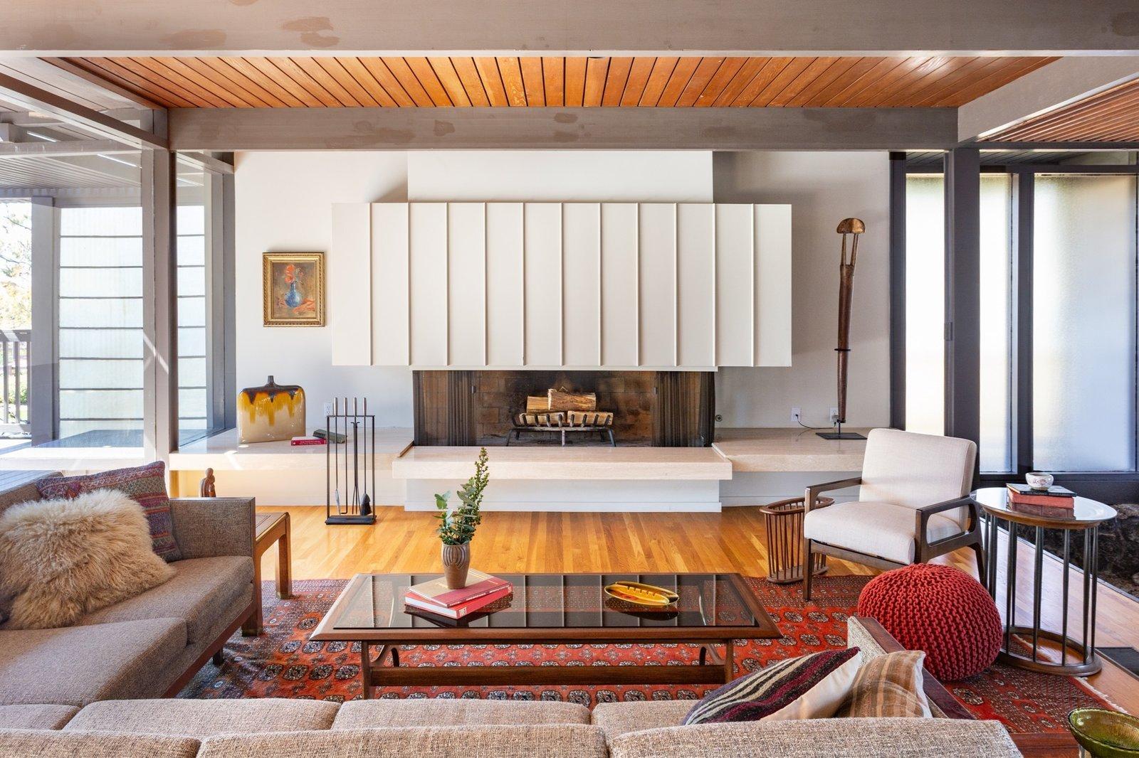 Yuen Residence living room