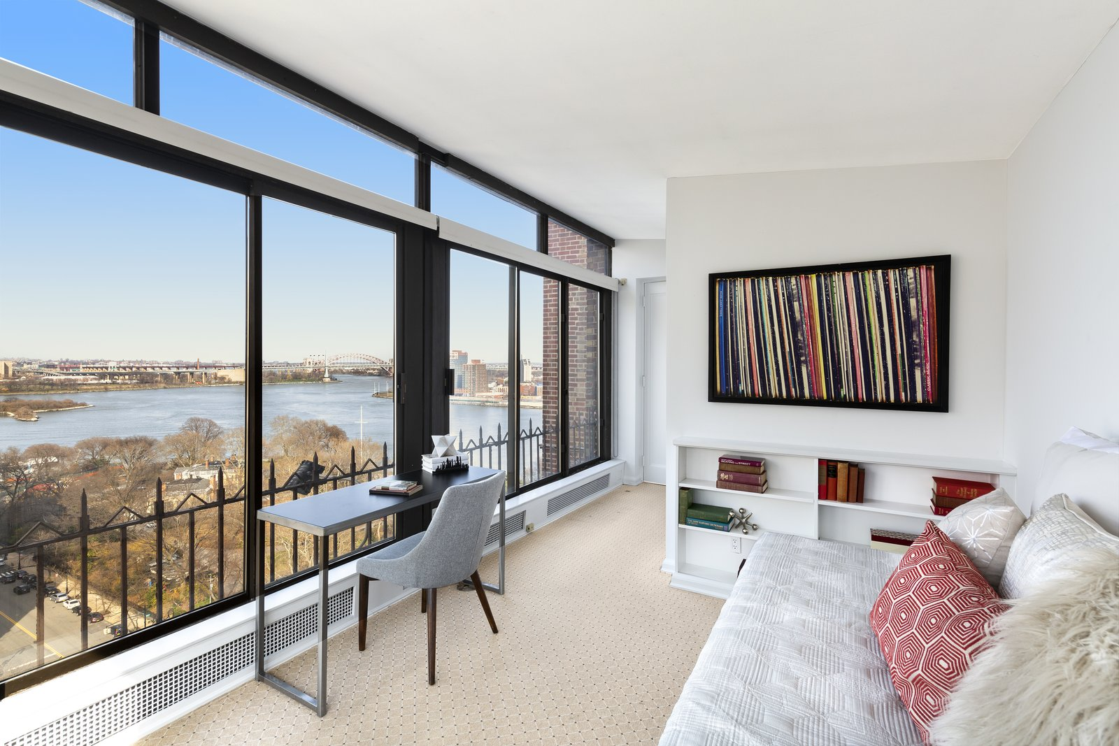 Irving Berlin Penthouse guest room