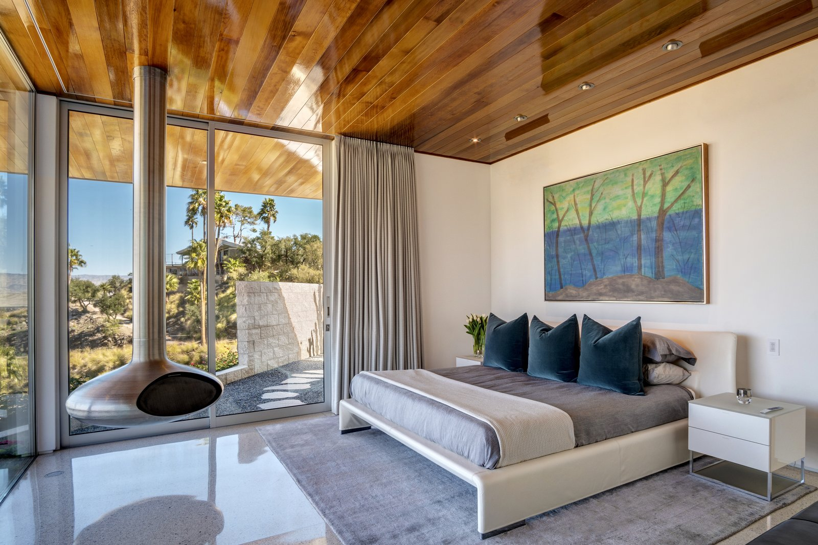 Southridge Drive by O2 Architecture bedroom