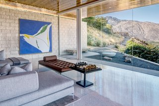 A Dreamy Palm Springs Home Designed by a Donald Wexler Protégé Lists For $3.5M
