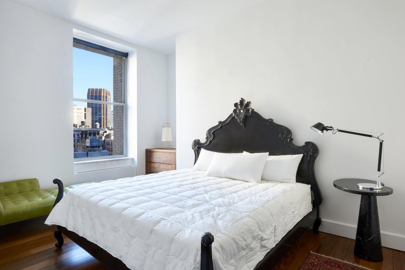 Robert Meers Flatiron Condo bedroom