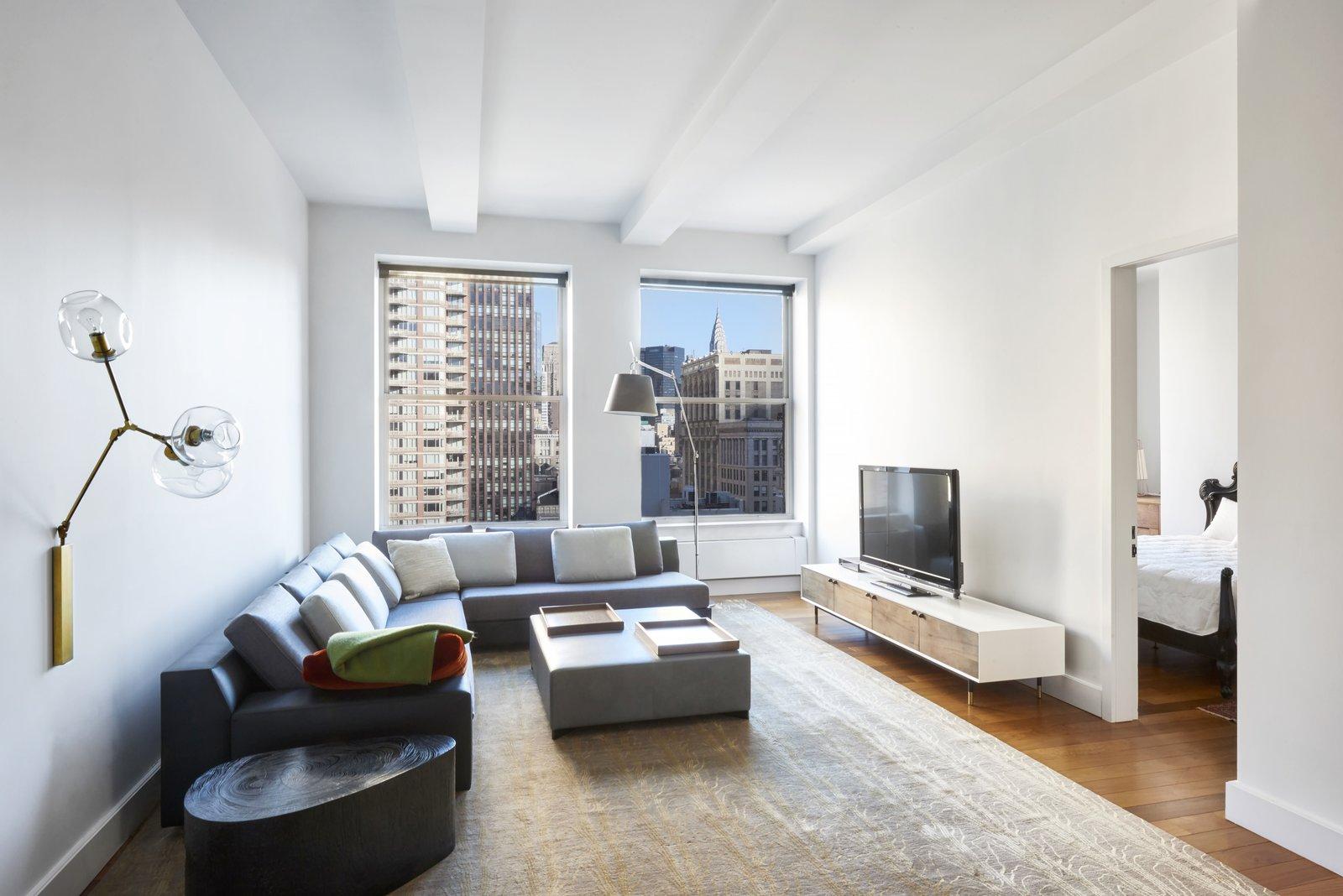 Robert Meers Flatiron Condo living room