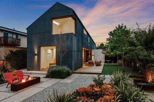 Clad in Black, This Minimalist, Japanese-Inspired Home Asks $1.7M