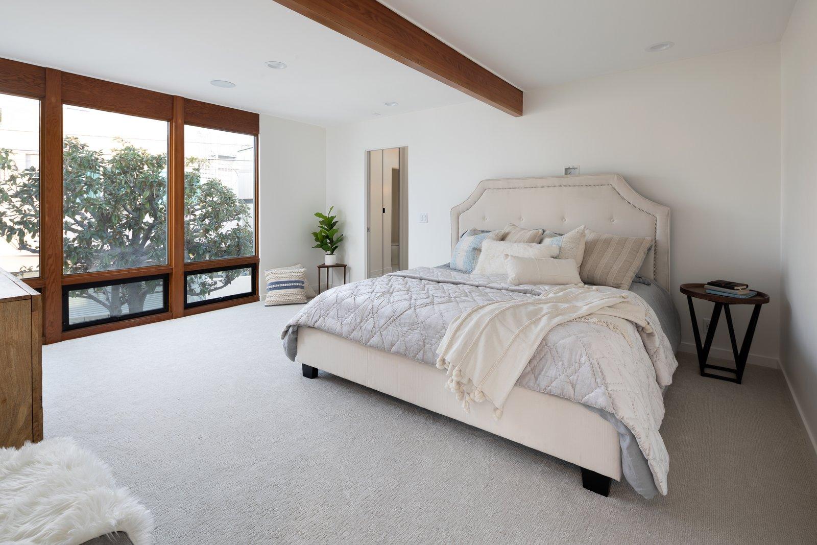 Bruce Brown midcentury home bedroom