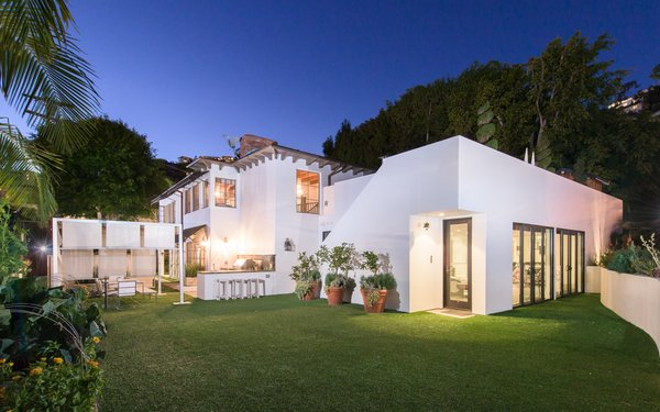The West Hollywood home was originally built in 1923.