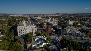 8222 Marmont Lane sits in the shadow of the storied Chateau Marmont.