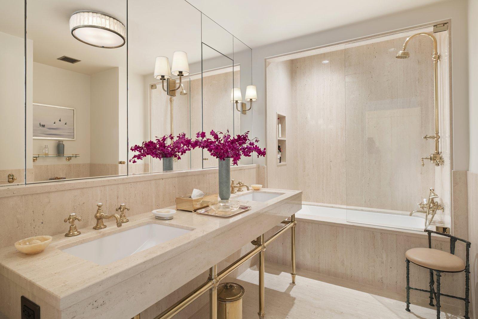 Marc Jacobs Superior Ink condominium bathroom