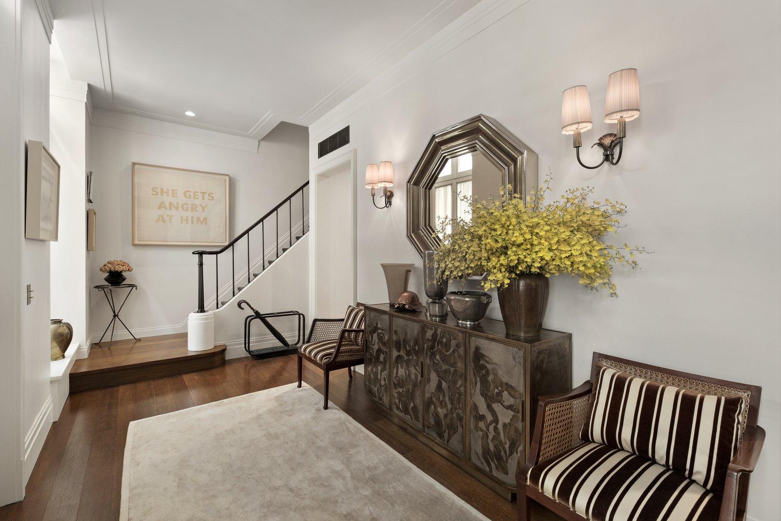 Marc Jacobs Superior Ink condominium foyer