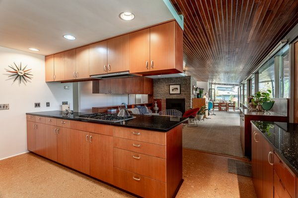 Best 15 Modern Kitchen Cork Floors Design Photos And Ideas - Dwell