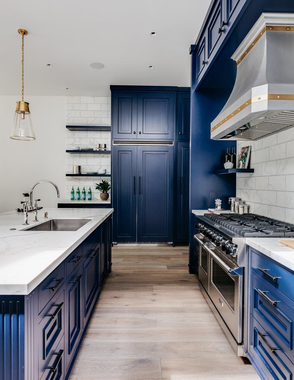 Full House home kitchen