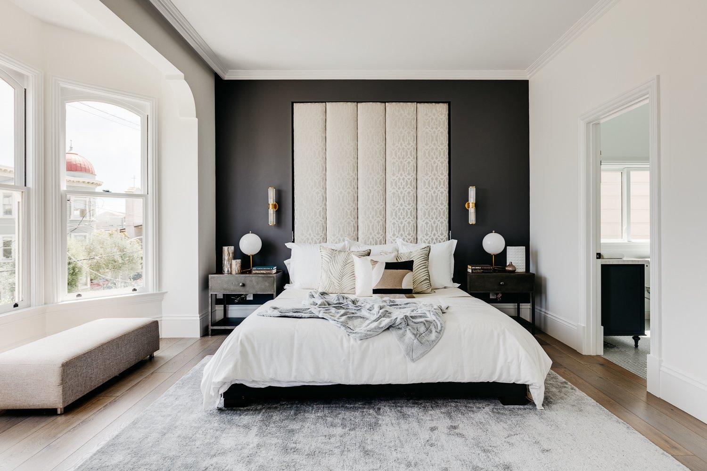 Full House home master bedroom