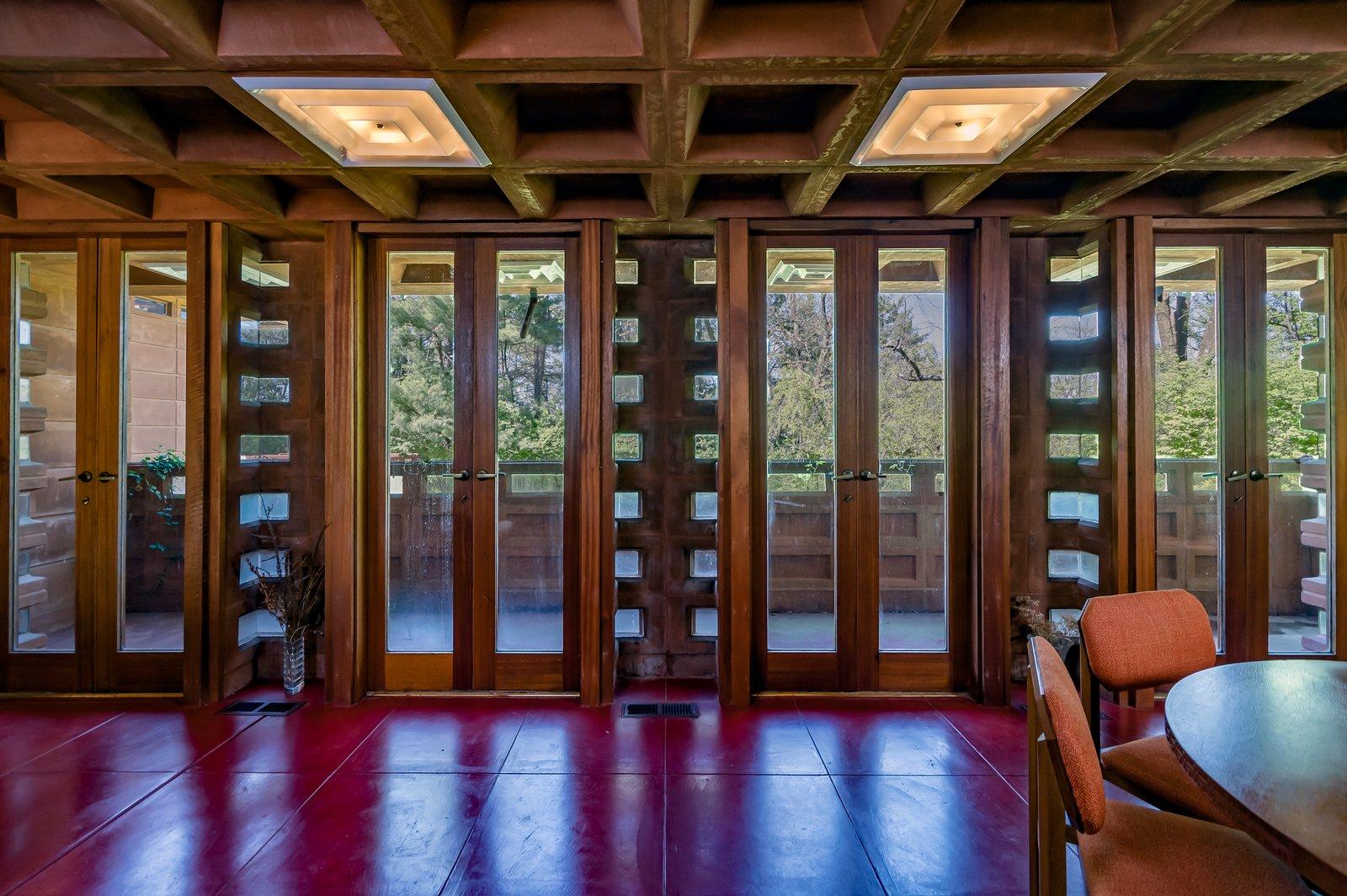 Frank Lloyd Wright Pappas House