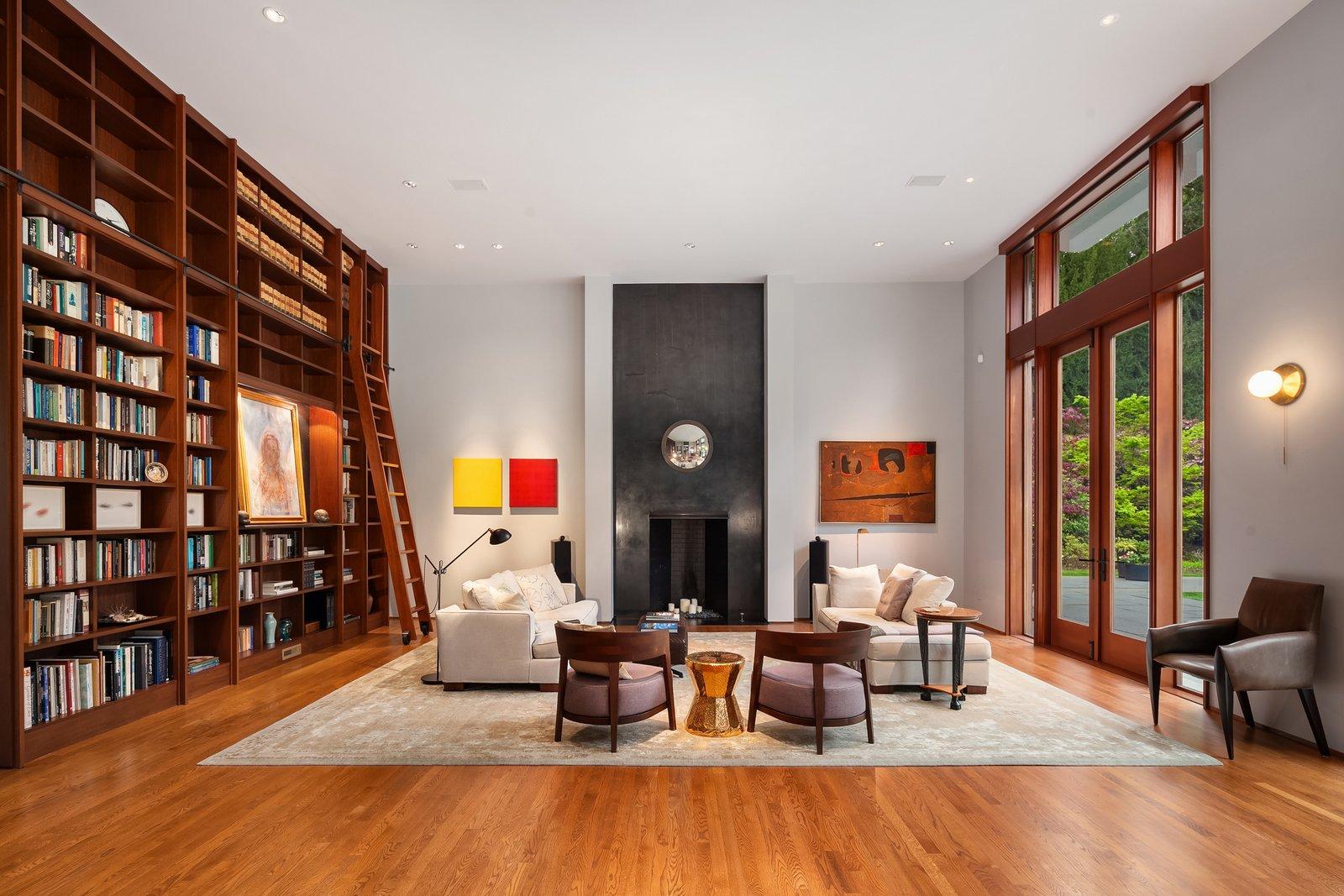 Tom Kundig Highlands Remodel living room