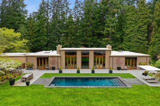 A Spectacular Pacific Northwest Home Remodeled by Tom Kundig Asks $3.45M
