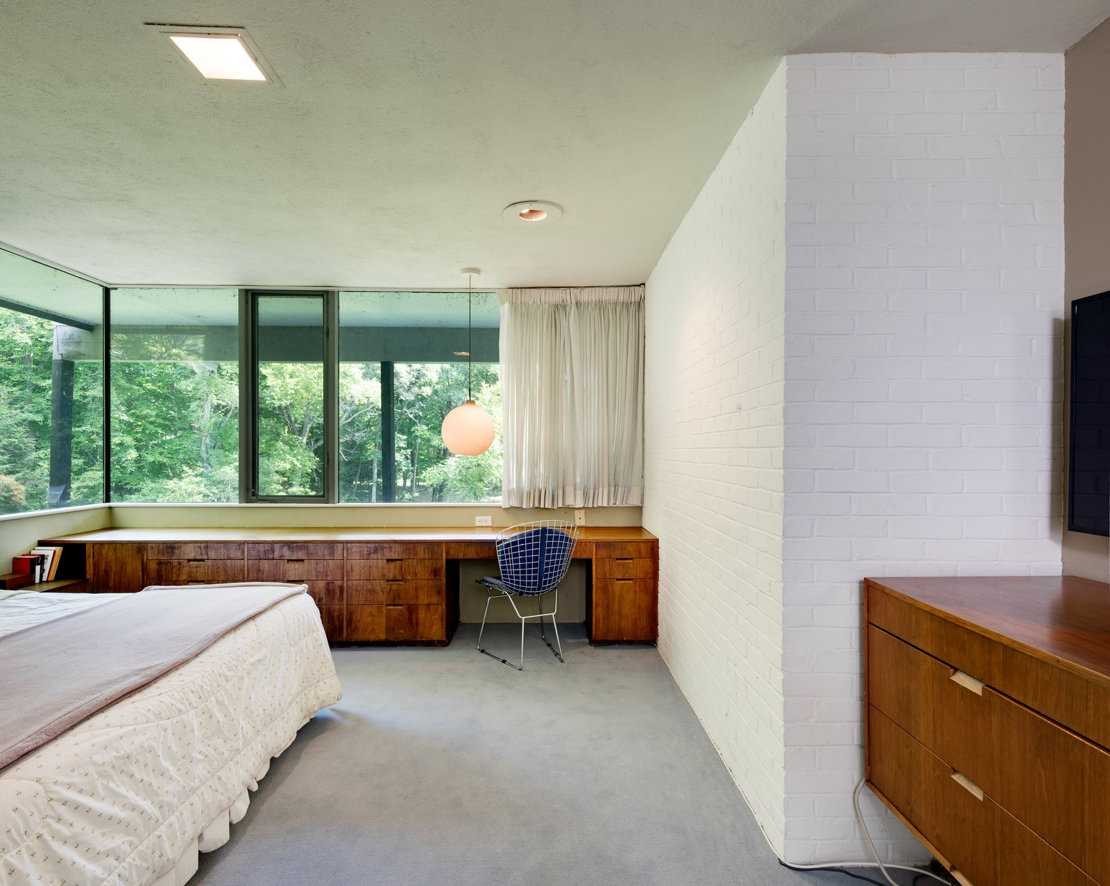 The Corwin House bedroom