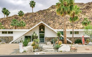 "The Most ""Palm Springs"" House of All Time Just Listed For $3M"
