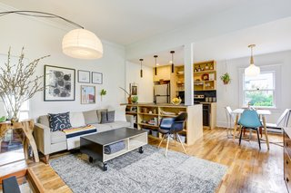 Budget Breakdown: A Designer Couple Revamp a Tiny Seattle Condo For $13K