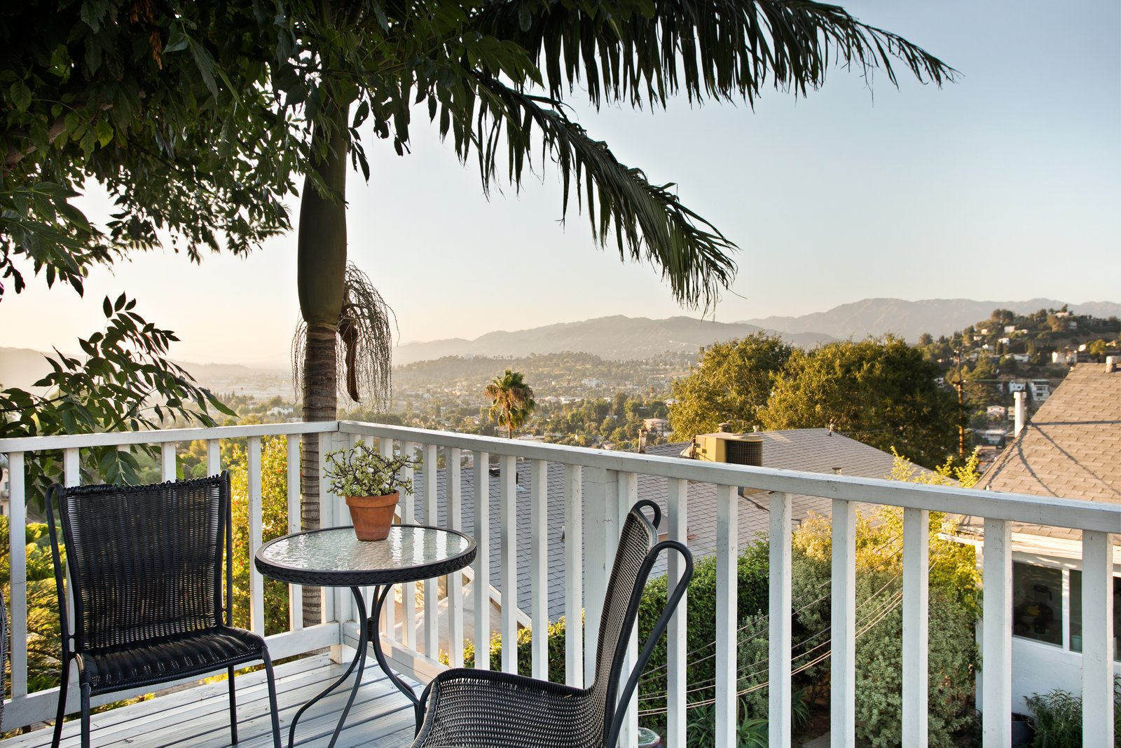 L.A. compound real estate outdoor