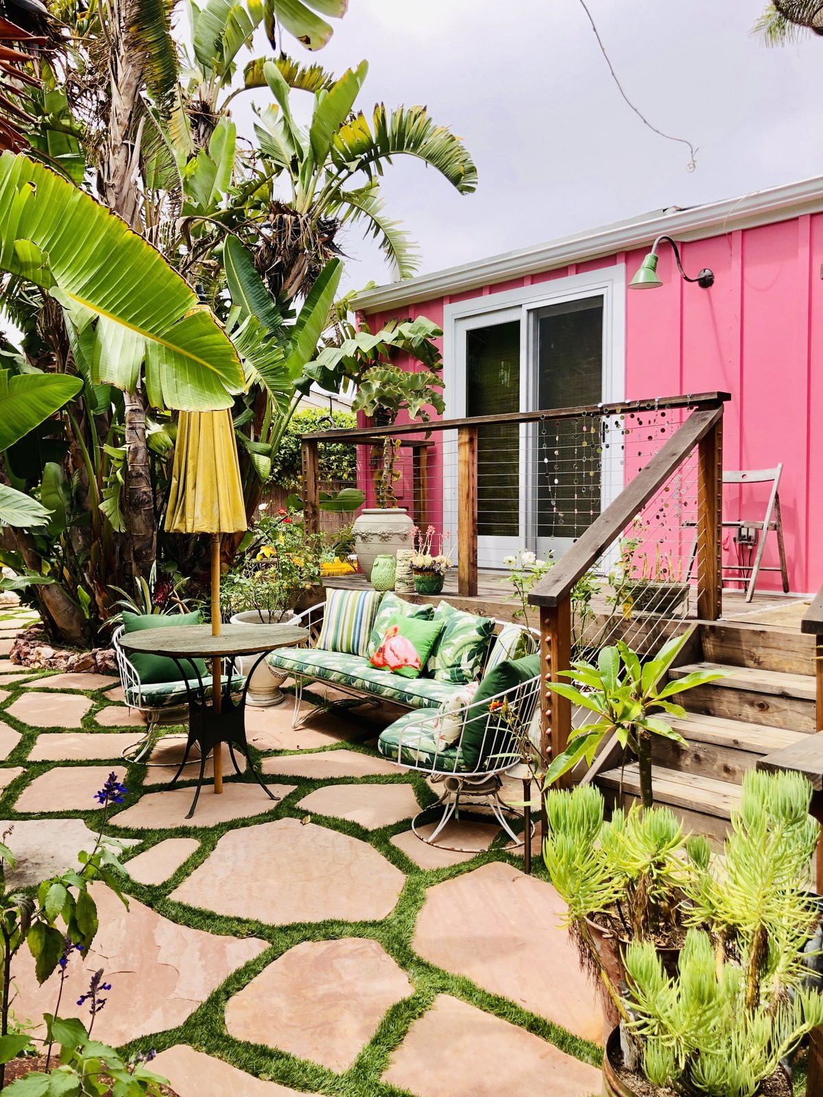 Fashion Icon Betsey Johnson Lists Her Hot Pink Mobile Home in Malibu for $1.9M