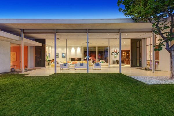 This Midcentury Home for Sale Is the Grandest Palm Springs Has Ever Seen