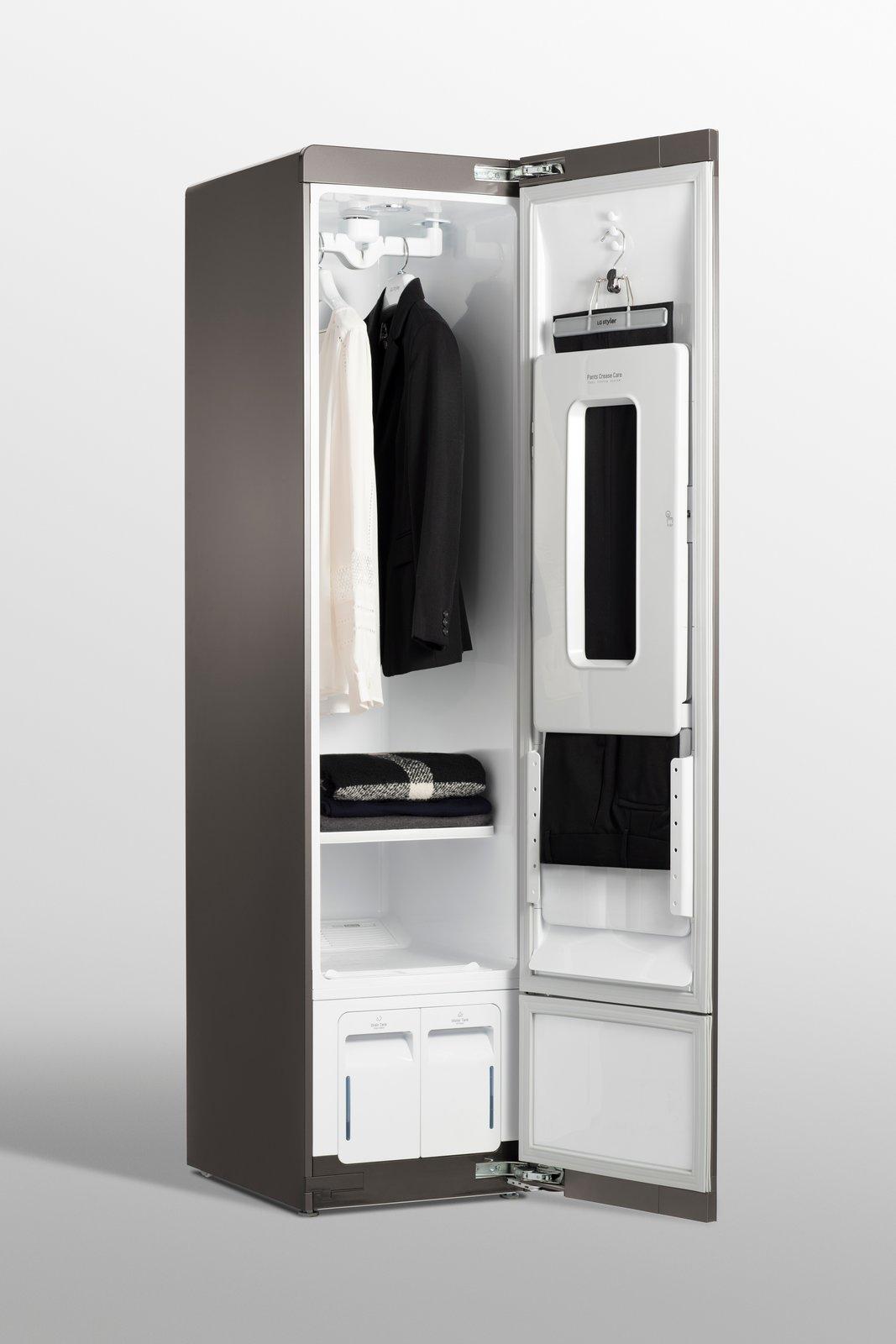 LG Styler Signature smart home appliance laundry
