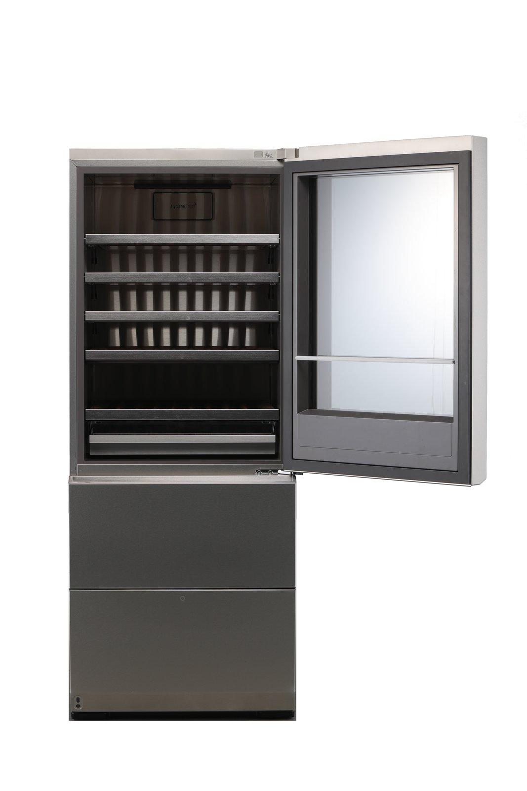 LG Signature smart home appliance kitchen