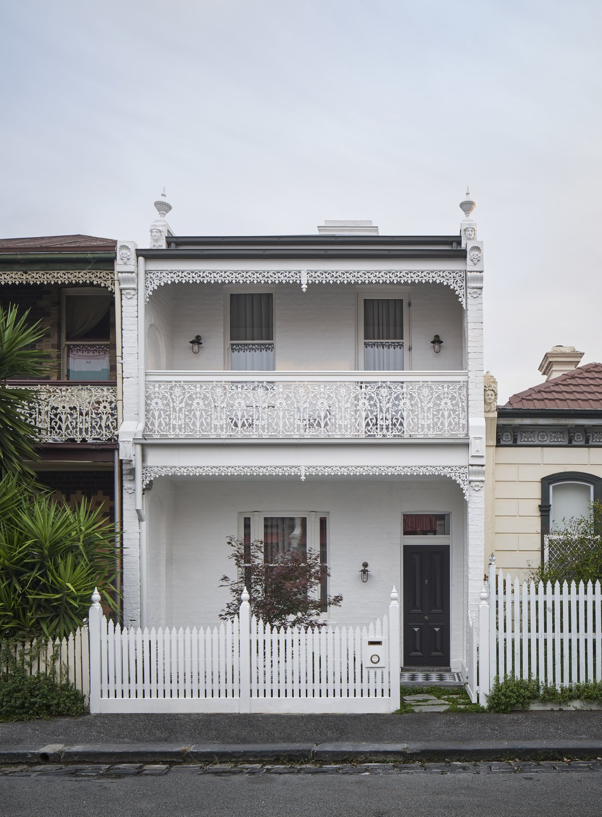 Fitzroy Terrace by Taylor Knights facade