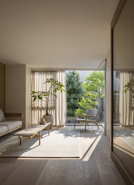 These Serene, Minimalist Apartments in Tokyo Are Filled With Light and Nature
