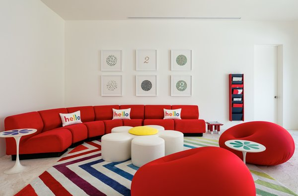 Fashion Designer Lisa Perry Lists a Pop Art-Inspired Palm Beach Estate for $10.9M