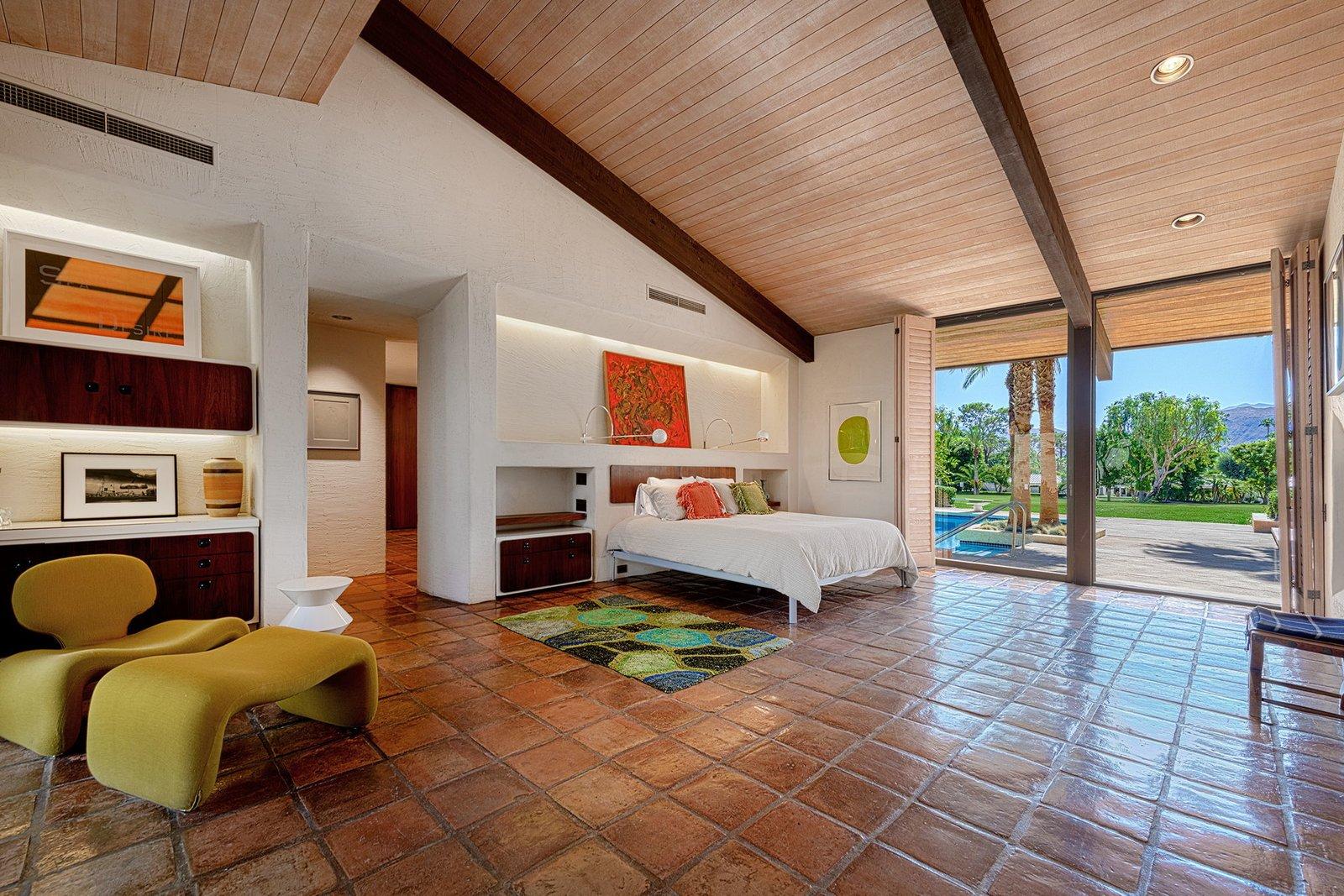 Rubinstein House William Cody Rancho Mirage  Bedroom