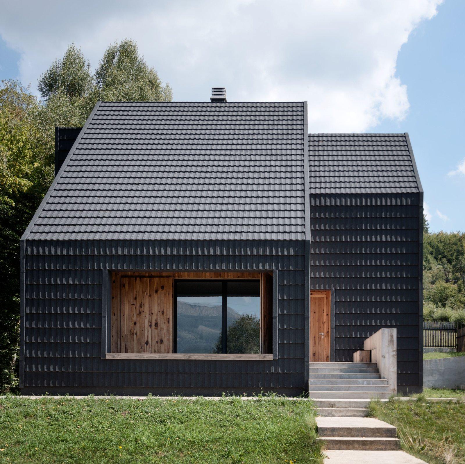 Sonja Radović Jelovac Studio Synthesis Architecture & Design Chalet Jelovac