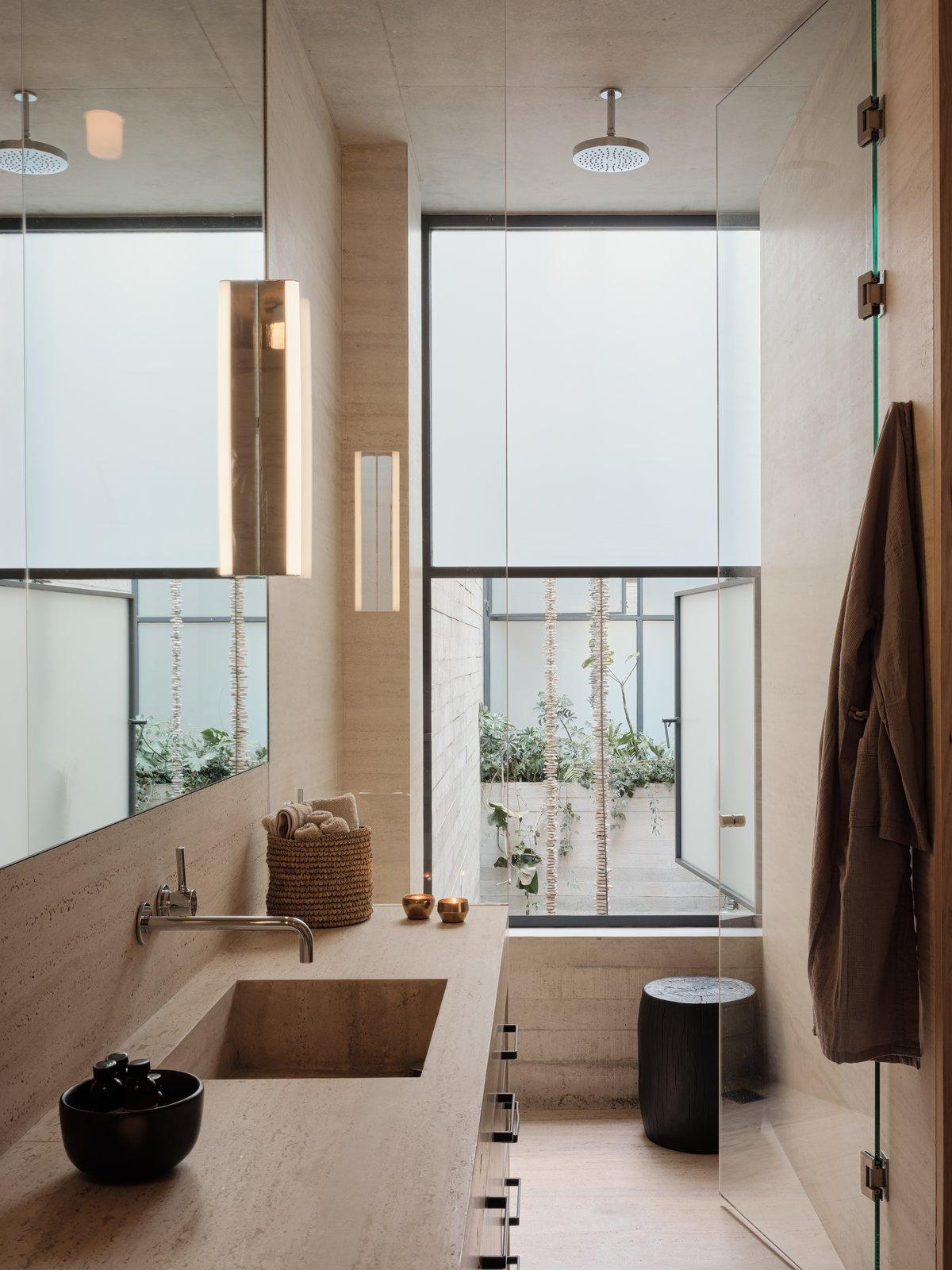 Tennyson 205 Rick Joy Polanco Apartment Bathroom