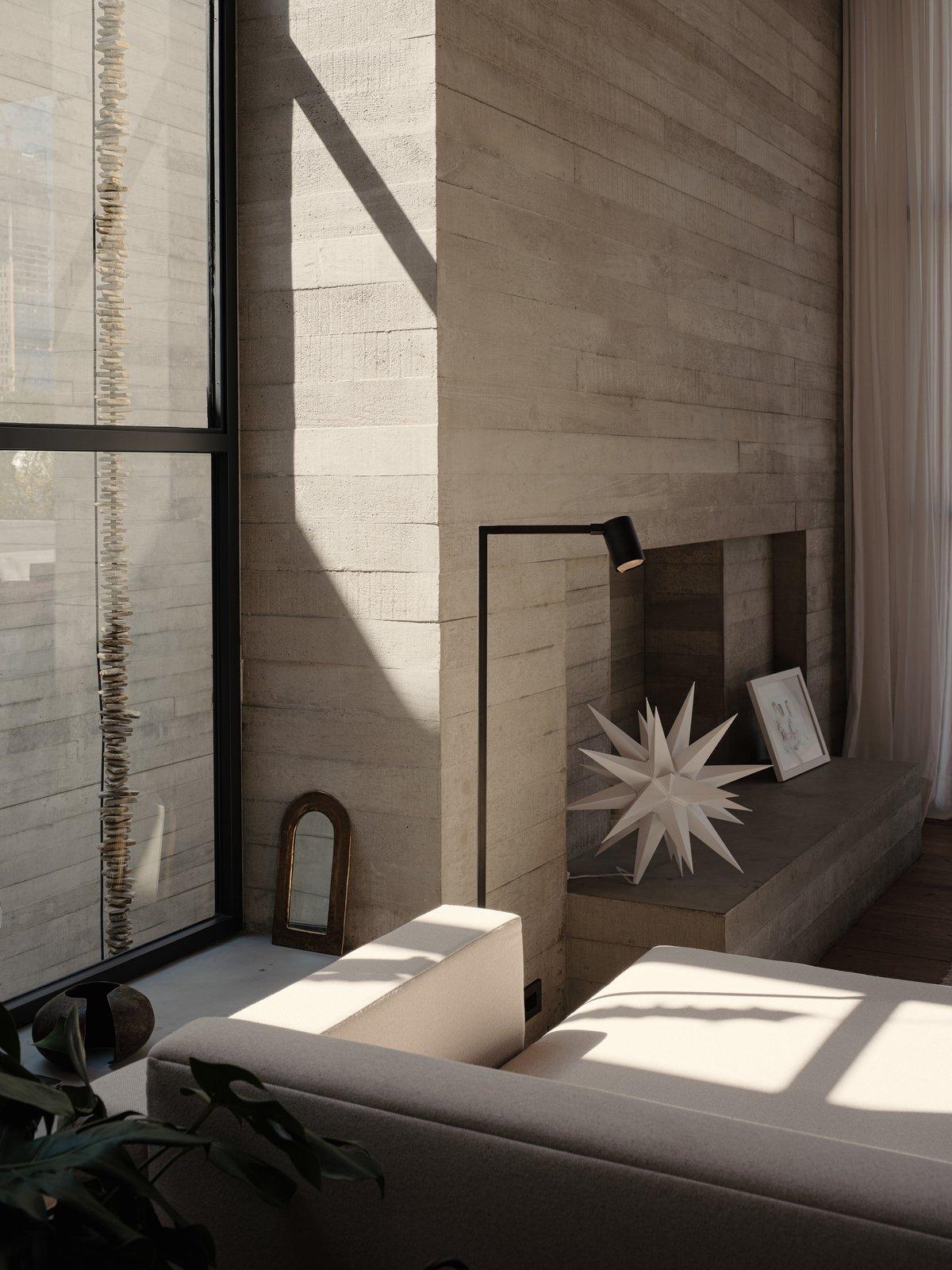 Tennyson 205 Rick Joy Polanco Apartment Living Room