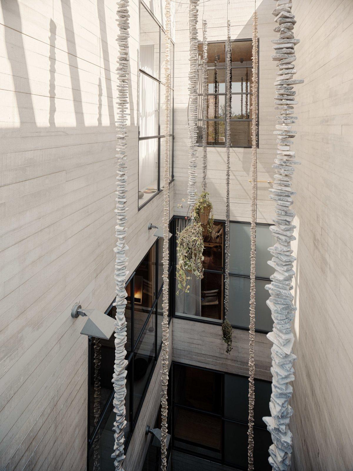 Tennyson 205 Rick Joy Polanco Apartment Light well