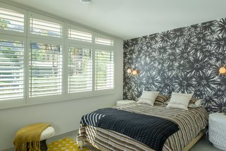 The second bedroom benefits from lots of natural light.