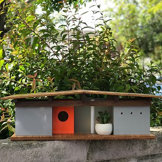 7 Companies Making Beautifully Modern Birdhouses Dwell
