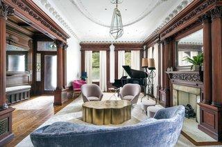 Jennifer Connelly's Former Park Slope Mansion Hits the Market