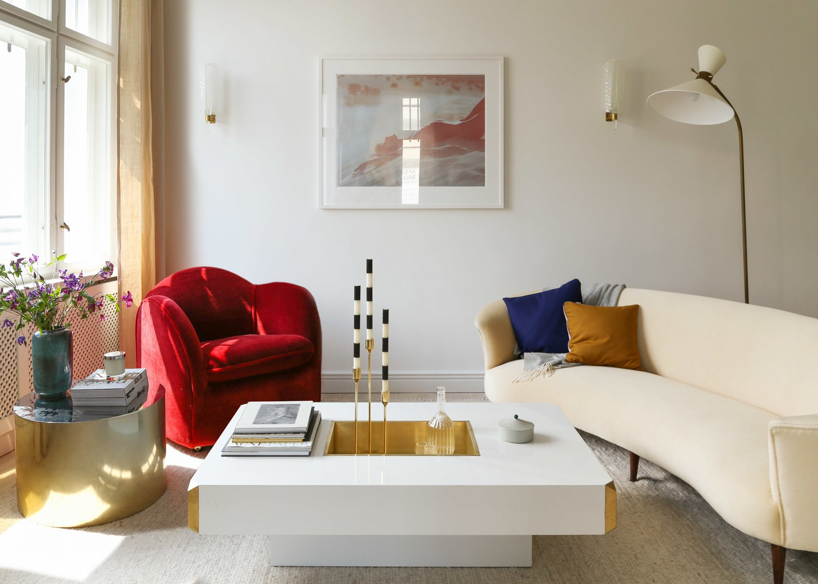 18 Cushy Rooms That Rock The Fat Furniture Trend Dwell