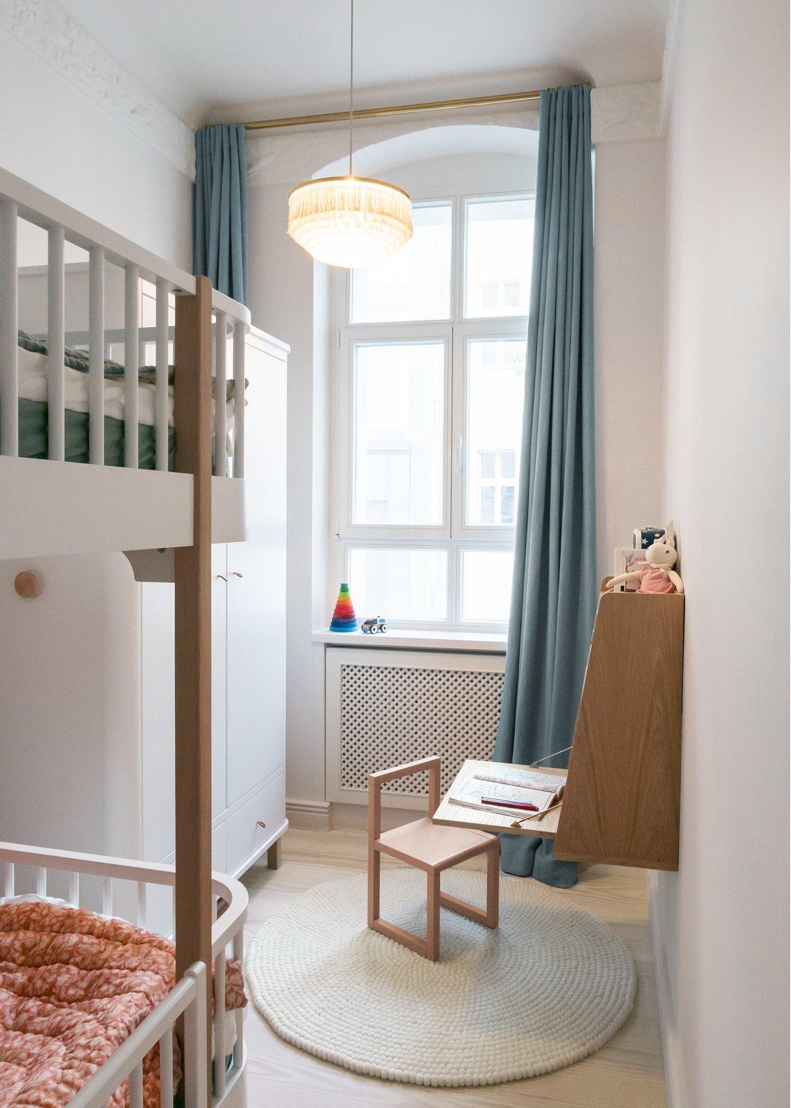 White Arrow Berlin Apartment Renovation Kids Room