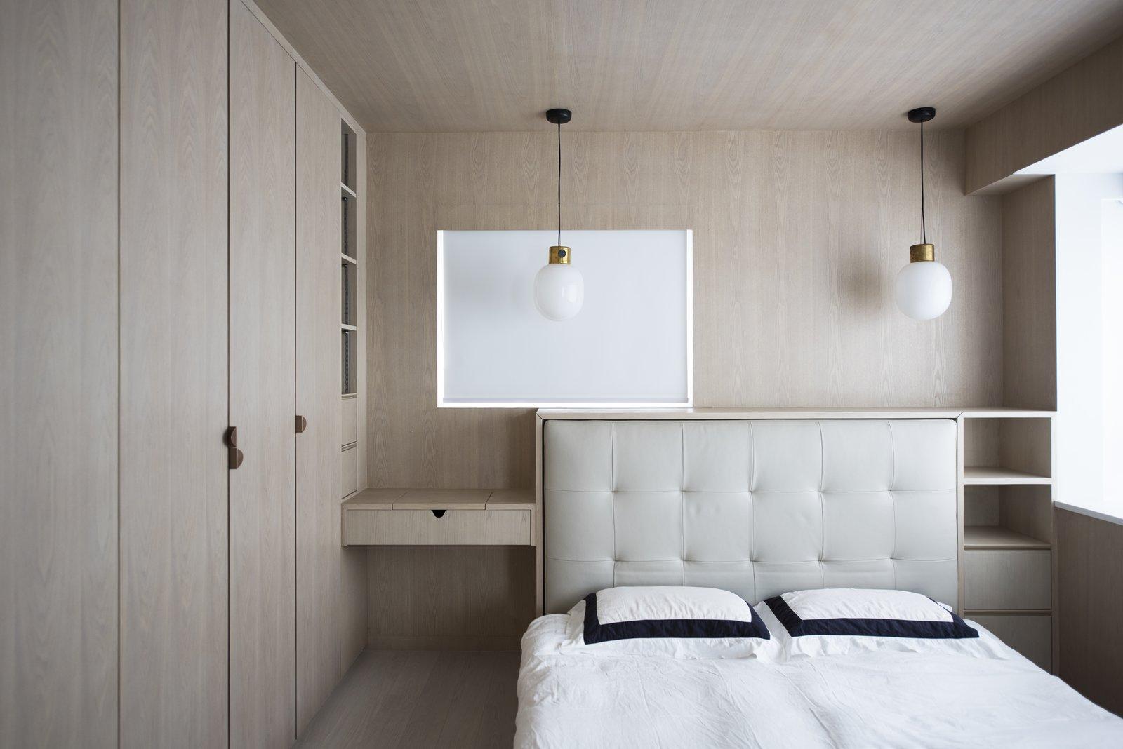 Bean Buro Urban Cocoon bedroom