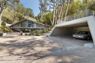 Surfer-Architect Harry Gesner's Futuristic Triangle House Is for Sale