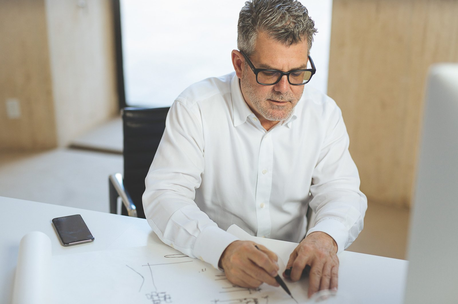 Trey Trahan of Trahan Architects.  Photo 13 of 16 in Architects and Designers Weigh In on the Future of Work
