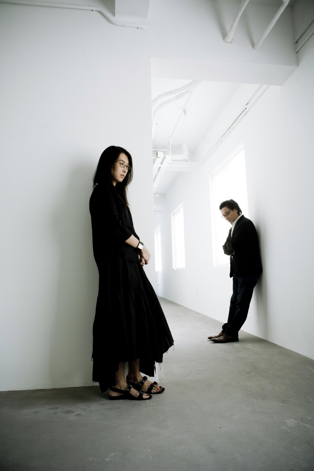 Rossana Hu and Lyndon Neri of Neri & Hu.  Photo 3 of 16 in Architects and Designers Weigh In on the Future of Work