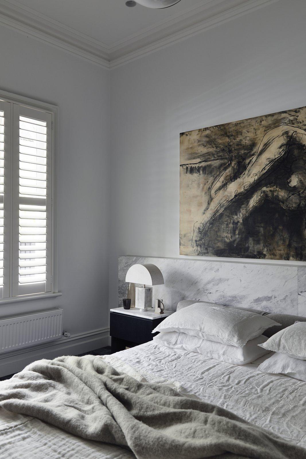 Scandizzo House Kennon+ master bedroom