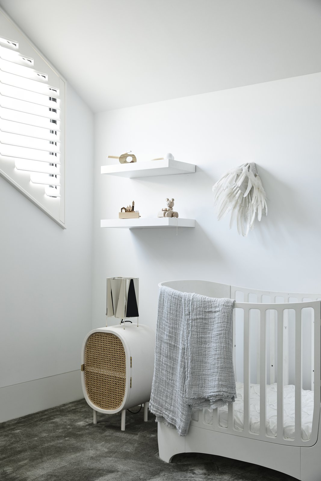 Scandizzo House Kennon+  nursery