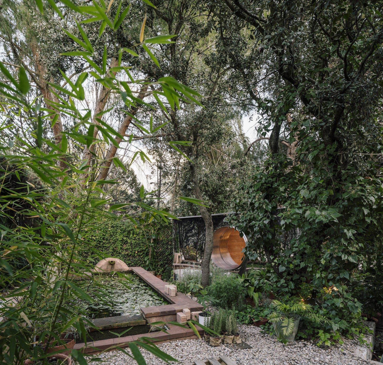Exterior of La Madriguera by delavegacanolasso